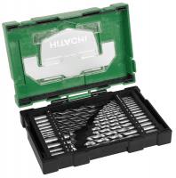 Hikoki Hitachi HSS Bohrer & Senker-Set 29 tlg.(Box III)-Copy