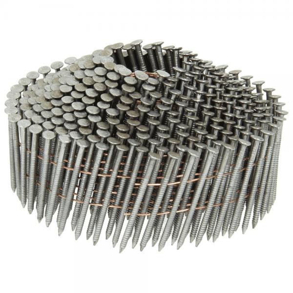 Coilnägel 16° 2,1 x 50 mm, konisch, Edelstahl, gerillt
