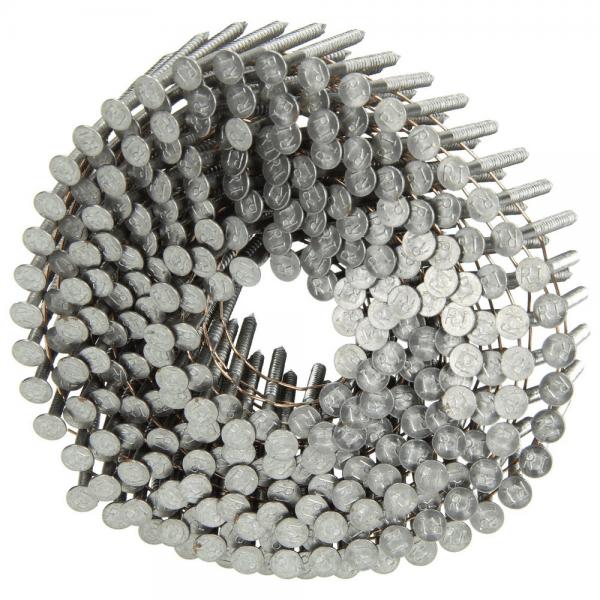 Coilnägel 16° 2,8 x 40 mm, EPAL, blank, gerillt