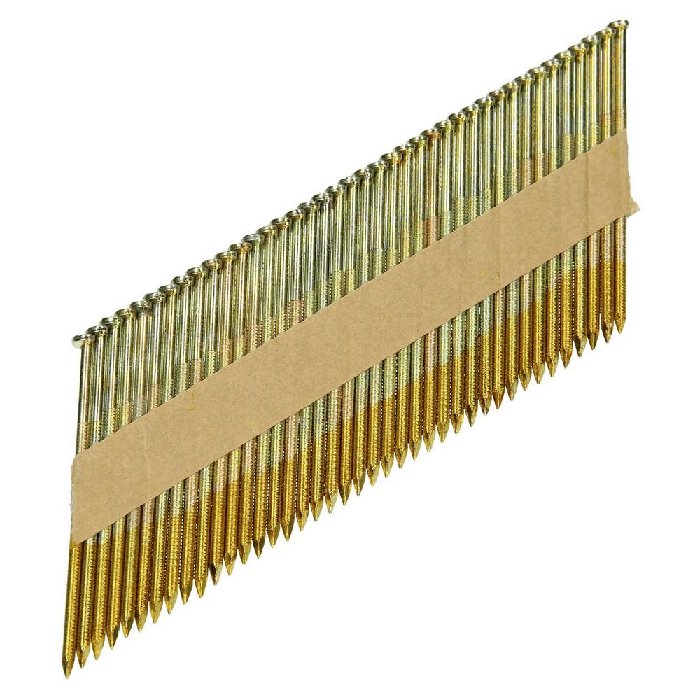 D-Kopf-Streifennägel 34°