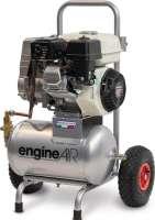 Kompressor Aerotec 400-20 HONDA 400l/min 10bar GP 160-4-Takt Motor 3,5 kW 20l