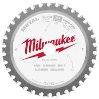 Milwaukee Kreissägeblatt 150/20mm 34Z 1.6mm Metall