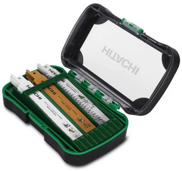 Hikoki Hitachi Tigersägeblatt Box 25tlg.