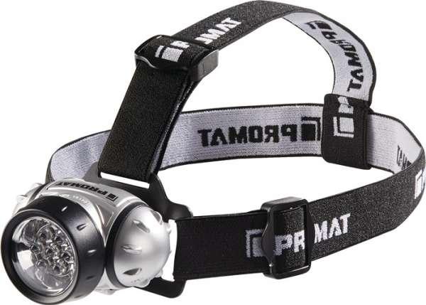 LED-Kopfleuchte f.Batterien 3xAAA Micro PROMAT