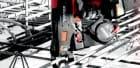 Max Akku-Drahtbindemaschine RB441T Bewehrungsbindegerät | Rebartiergerät