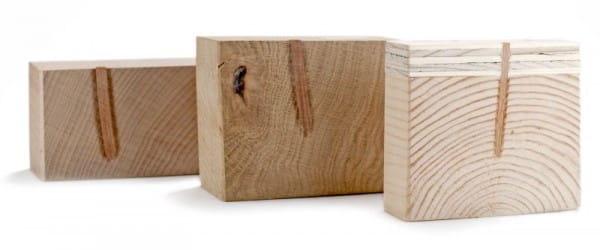 Holznagel-Holzcoilnägel-Buche 4,7x75 mm glatt blank von LignoLoc®
