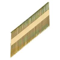 Streifennägel D-Kopf 34° 2,8×63 mm, gerillt, verzinkt