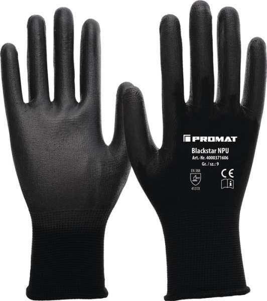 Handschuhe Blackstar NPU Gr.10 (XXL)