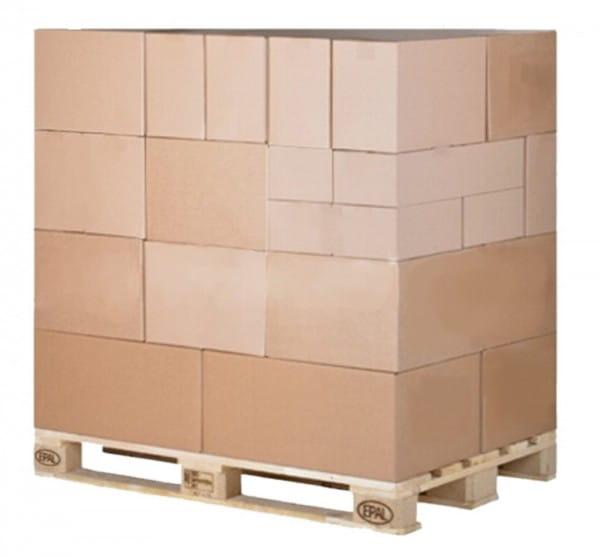 Coilnägel 16° 2,5 x 65 mm, gerillt, verzinkt 288.000 (1 Palette)