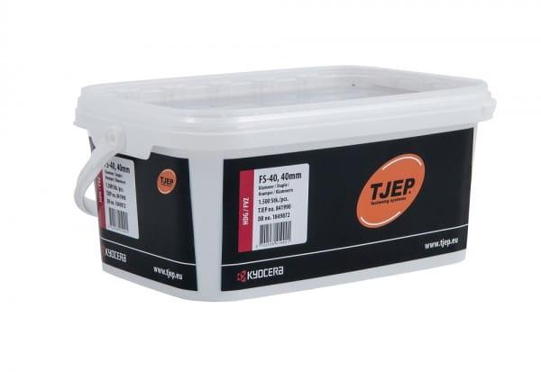 Klammern TJEP FS-40, 40 mm