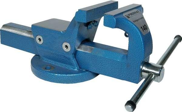 Parallelschraubstock Backen-B.140mm Spann-W.200mm geschm.Spann-T.96mm PROMAT