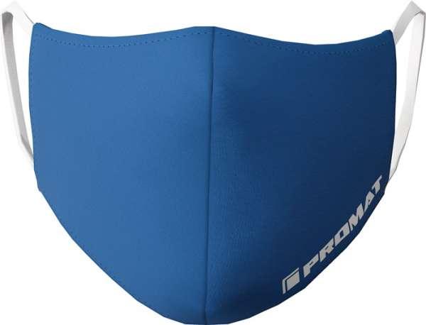 Gesichtstuch blau waschbar bei 60GradC