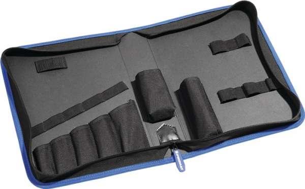 Werkzeugmappe Innen-BxTxHmm 7 Einsteckfächer/ 6 Klettschlaufen unbestückt