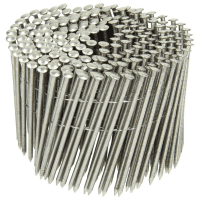 Coilnägel 16° 2,8 x 65 mm ring V2a Linsenkopf