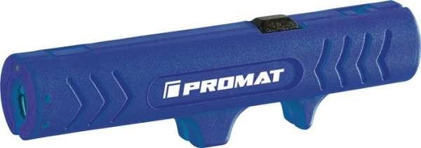 Abmantelungswerkzeug Gesamt-L.124mm Arbeitsbereich D.8,0-13,0mm PROMAT