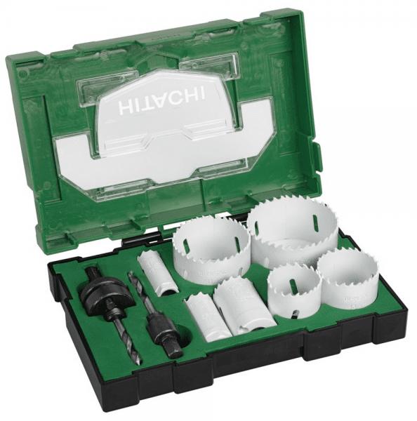 Hikoki Hitachi Lochsäge-Set (Box III) 11-tlg.