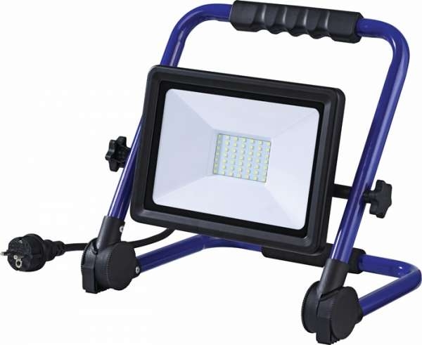 LED-Strahler 50W 3660 lm 5m H07RN-F 3x1 mm² IP65 PROMAT