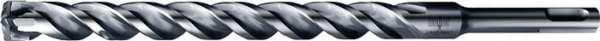 Hammerbohrer Multicutter D.8,0mm Arbeits-L.100mm L.160mm SDS-plus PROMAT