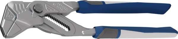 Zangenschlüssel L.250mm Spann-W.52mm verchr.3K-Hülle PROMAT