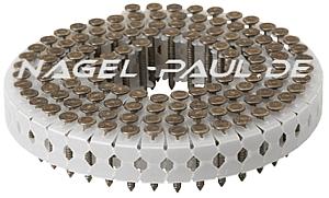 Coil-Haftennägel 2,5 x 25 mm V2a für Tjep,Max,Haubold,RGN,Fasco Nagler