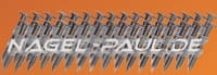 Streifen-Haftennägel 2,8 x 25 mm V2a für Tjep Nagler