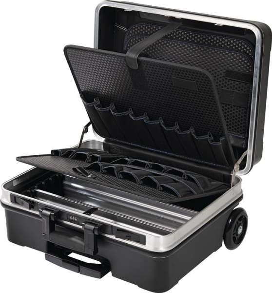 Schalenkoffer Innen-B485xT200xH375mm HDPE-Kunststoff 36l PROMAT