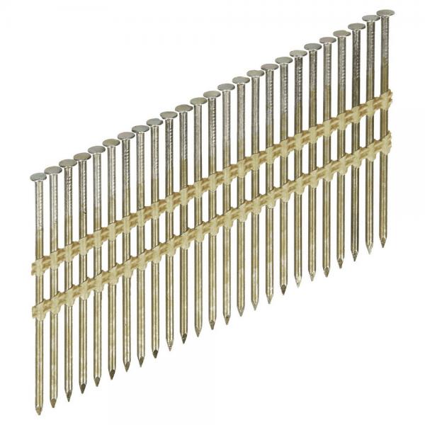 Streifennägel 20° 4,6 x 160 mm, verzinkt 12 µm, glatt